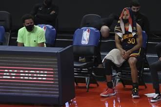 NBA》勇士隊友曝柯瑞骨折仍硬撐整季:他不會讓你知道