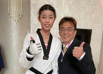 跆拳道》拿下滿額門票後不鬆懈 中華隊以賽代訓備戰奧運