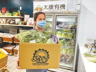 台南停課衝擊 有機菜農推蔬菜箱應急