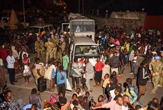 民主剛果火山噴發數千居民逃難 鄰近大城奉命撤離