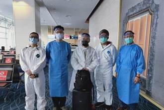 疫情日趨嚴峻 中鋼印度公司台籍員工全返台