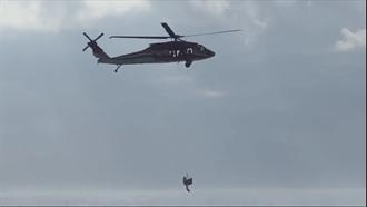 44歲潛水男入夜未上岸 吊掛救起已失去生命跡象