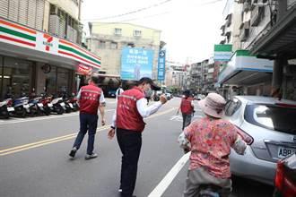 板橋、中和熱區防疫中心今啟動 侯友宜視察強化三級防疫
