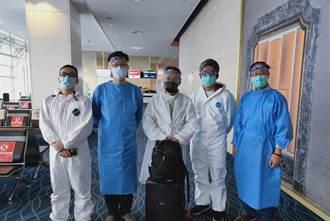 印度新冠疫情嚴峻 中鋼印度公司5台籍主管5/22安全返台