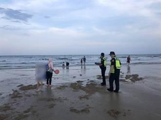 疫情升溫 金門全面禁止水域及海域活動
