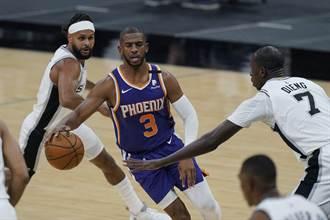 NBA》高雄補習班跑馬燈秀「打爆湖人」 驚喜登太陽官方推特