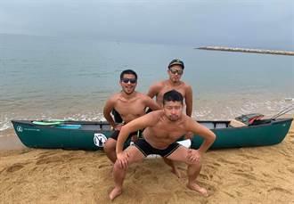 3日男勇闖無人島終極隔離 抓魚、生火自給自足1個月