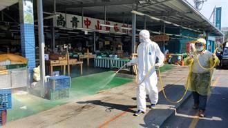 擔心爆發社區感染 屏縣潮州24日急設快篩站