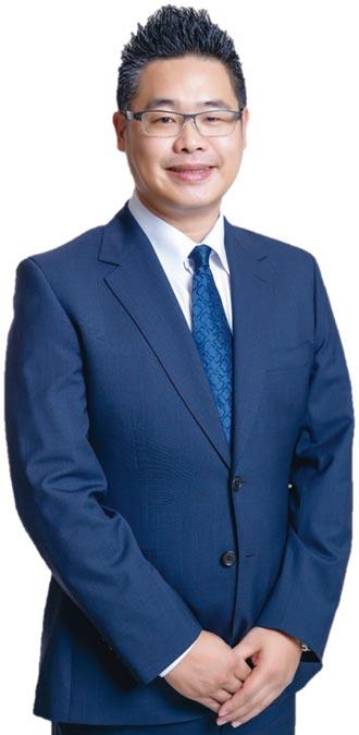 台灣IBM科技事業部總經理 六年級生朱宥鑫 一肩扛起企業轉型