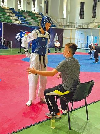 跆拳道4席全拿 羅嘉翎搶進東奧