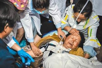 雲南青海接連強震 3死28傷