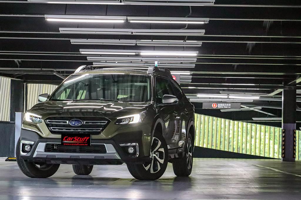 刷新 Crossover Wagon 基準,2021 Subaru Outback 2.5i-S EyeSight