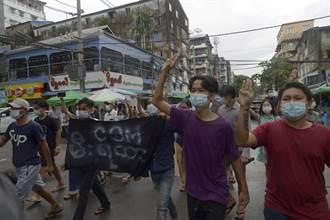 緬甸反政變民兵與安全部隊爆衝突 數十軍警喪命
