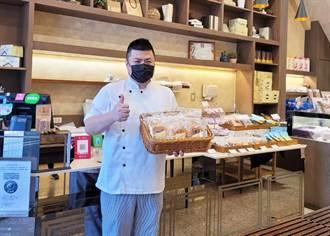 為防疫人員打氣 世界麵包冠軍連5天送300防疫麵包