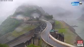 桃園石門水庫下雨畫面曝光 在地立委喊:下多一點