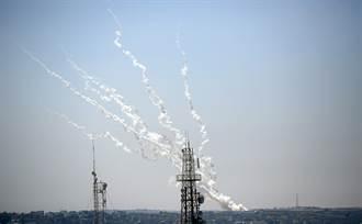 以色列的加薩挑戰 防止金屬管變成火箭