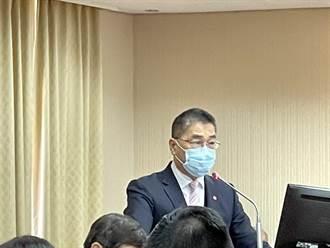 徐國勇:內政部服務盡量線上申辦 民眾非必要別出門
