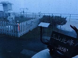 天降甘霖 玉山、日月潭、九份二山都下雨了