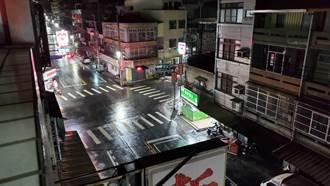 南彰化晚間終於下大雨 5分鐘即停 民眾歡呼轉失望