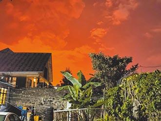民主剛果火山噴發 數十萬人驚逃