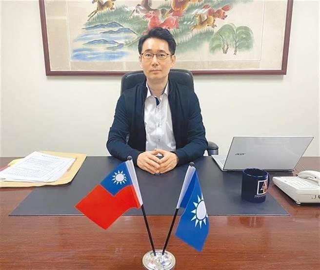 國民黨副祕書長黃奎博。(資料照片)