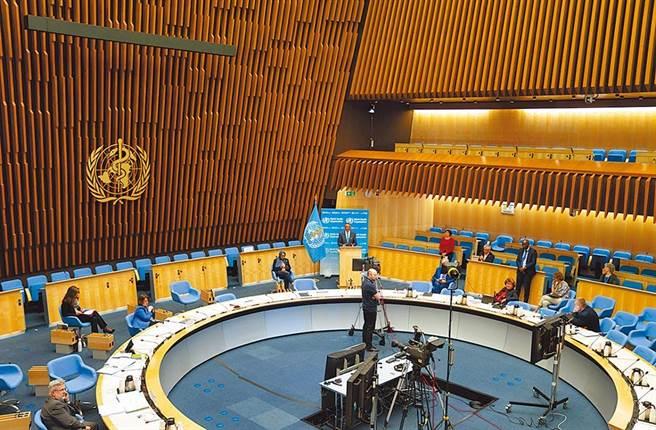 圖為第73屆WHO會議情形。(摘自WHO官網)