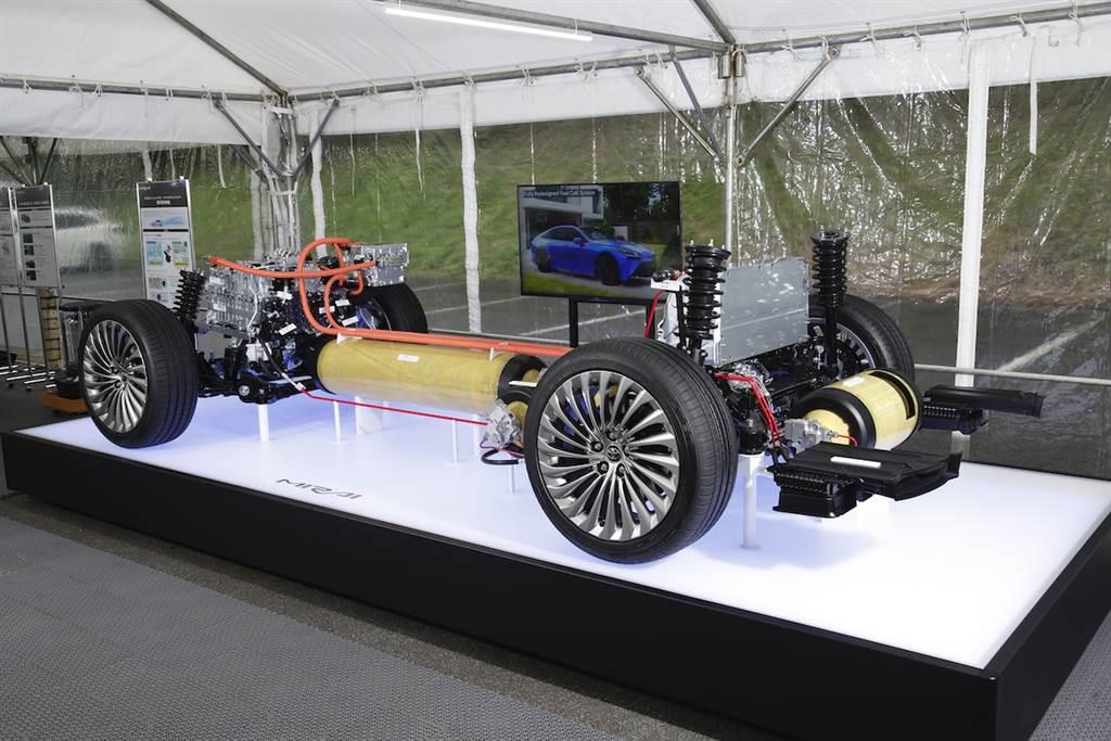 氫燃料車歷史性的一刻! ORC ROOKIE Racing 車隊 32 號車 Toyota Corolla H2 Concept 順利完賽!