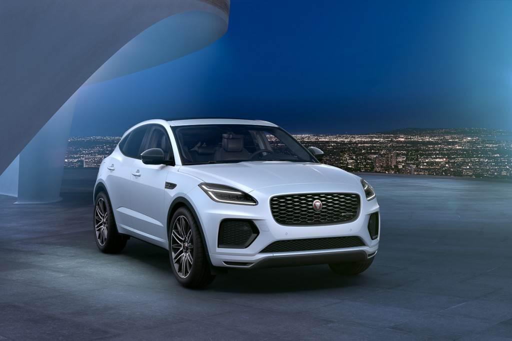 產品生命末期將至? Jaguar 推新年式 E-PACE 增列 R-Dynamic Black 黑化套件