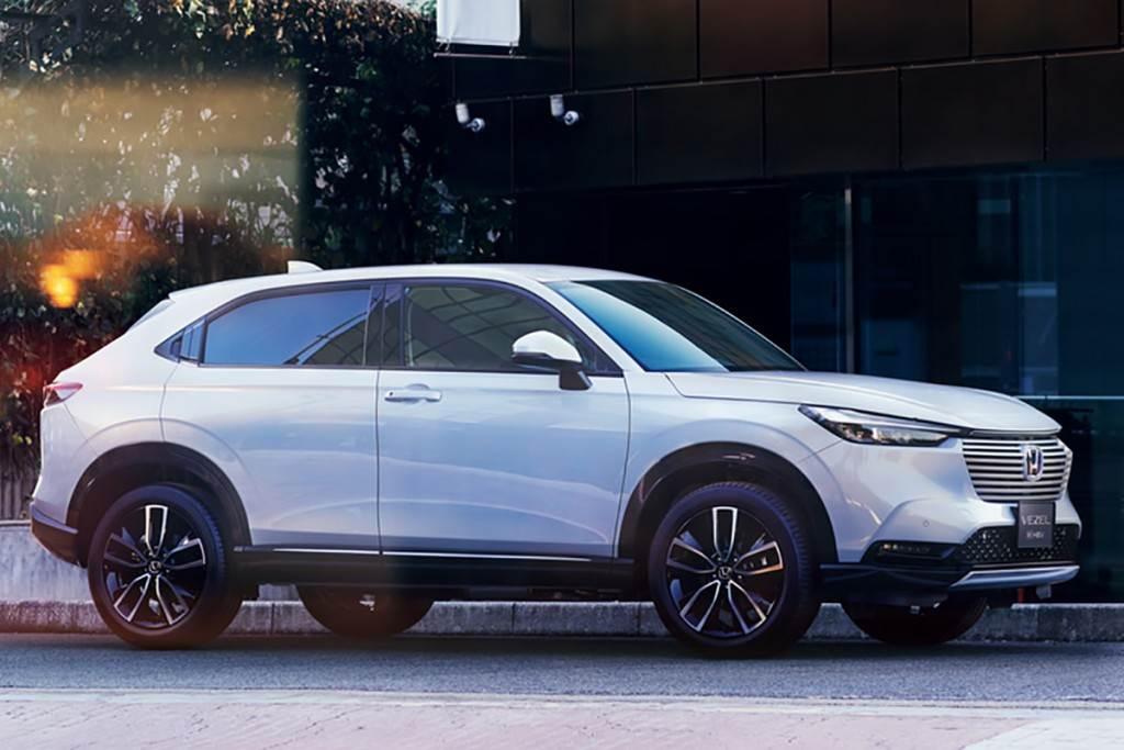 Honda Vezel 大受歡迎,首月獲得近 32000 張訂單、超過月販售目標 6 倍之多!