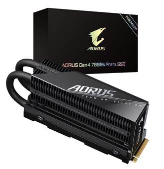 技嘉AORUS高速SSD新品上市