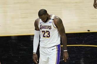 NBA防疫雙標不敢罰詹皇?聯盟聲明澄清誤解