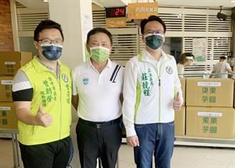 為第一線防疫人員加油打氣 冰品業給醫護呷涼
