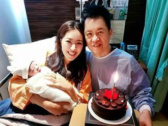 兒子與尪生日同天!劉伊心三級警戒生二寶「疫」波三折