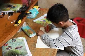 台灣大號召 一人一平板 幫弱勢兒少停課不停學