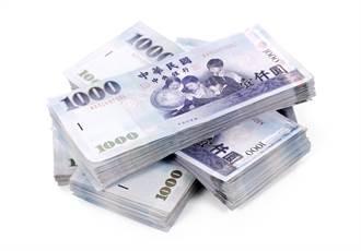 股匯雙漲 新台幣收27.876元 升值7.4分