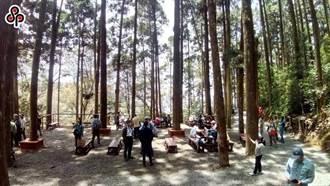 三級警戒延長 林務局所屬各森林育樂場暫停開放至6月14日