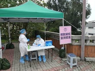 馬祖87人快篩 1人快篩陽性、PCR檢測陰性