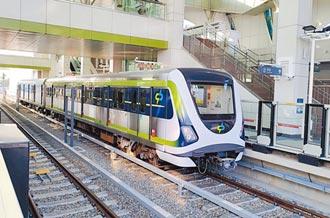台中市中捷綠線 安心搭乘