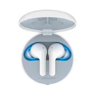 LG推紫外線殺菌藍牙耳機