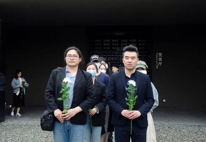 2021臺灣青年菁英南京研學班/旺旺中時文化傳媒提供。