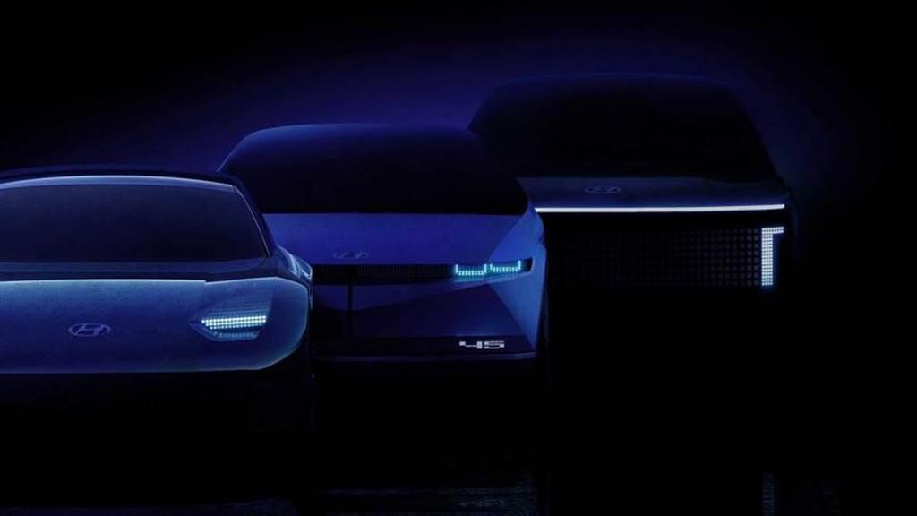 現代預告 IONIQ 6 電動房車、IONIQ 7 電動休旅明年起陸續推出