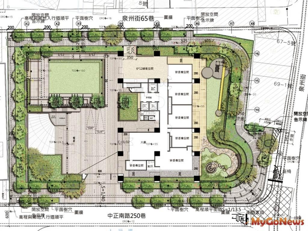 新北都更106專案再添1案三重集美段核定發布(圖/新北市政府)