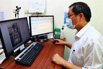 東港安泰醫院啟動遠距醫療 呼籲年輕人協助長輩線上看診