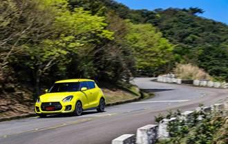 敏捷暢快的油電跑格小精靈,2021 Suzuki Swift Sport Hybrid 6MT