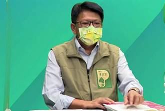 屏東縣長透露有人兜售疫苗 強調一切仍以中央為準