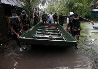 熱帶氣旋侵襲印度東岸 150萬人撤離至少2死