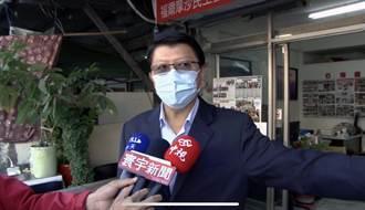疫情暴發前曾在萬華租處過夜,謝龍介慶幸逃過一劫