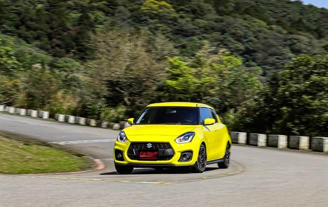 油電跑格小精靈SuzukiSwiftSportHybrid
