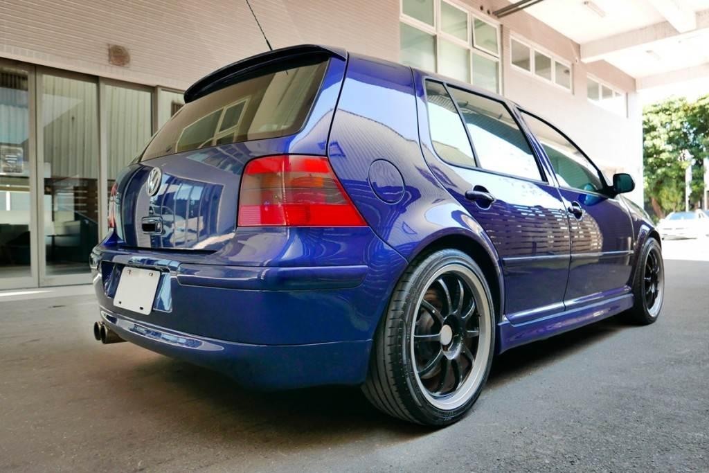 Volkswagen Golf 四代手排GTi翻修全紀錄