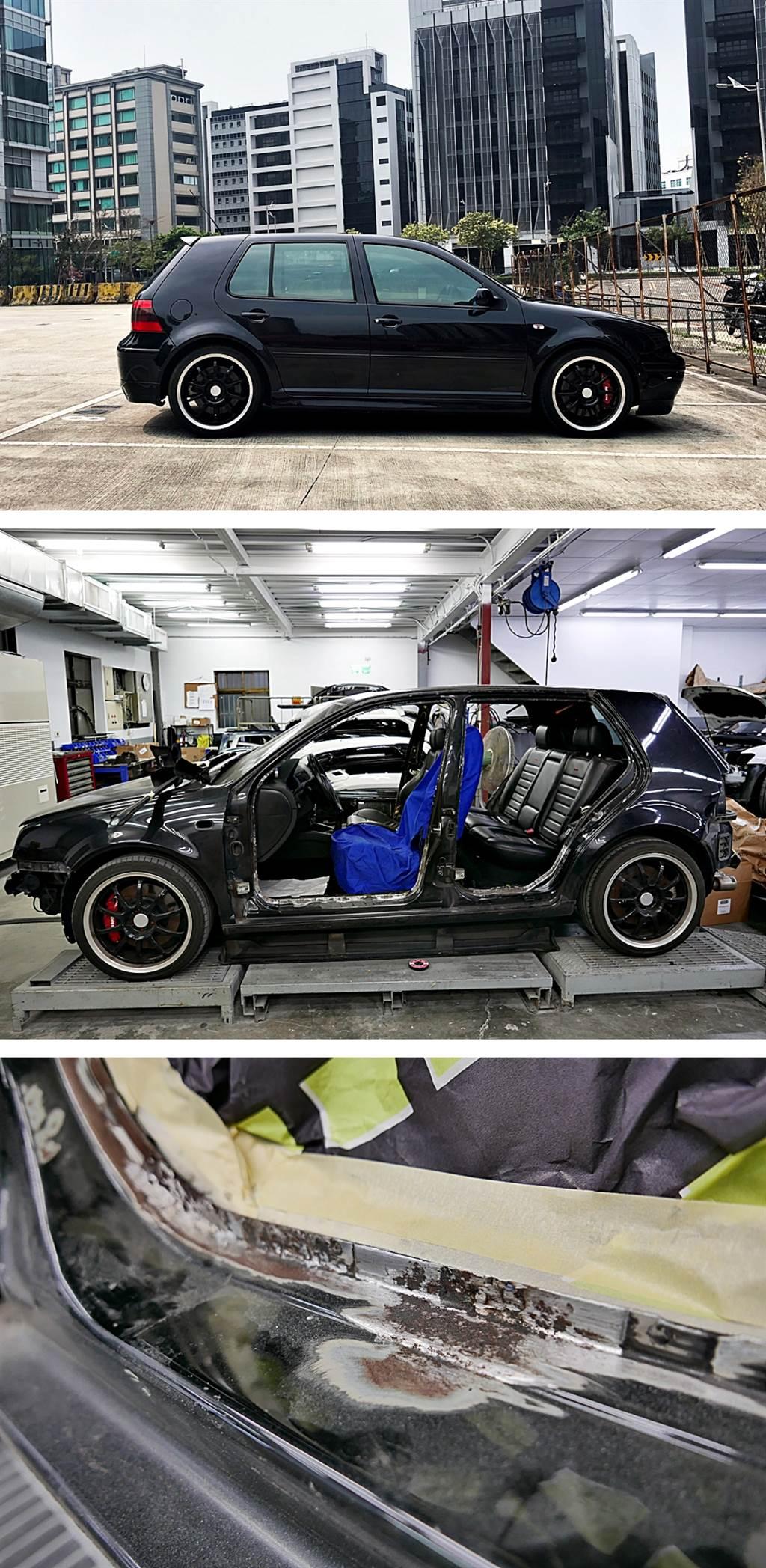 鏽蝕一直都是經典老車的惡夢,猶如癌細胞一般惱人。